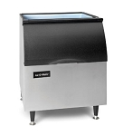 ICE-O-MATIC, B40PS, Ice Bin, 344 lb storage capacity