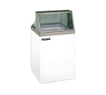 Master Bilt DD-26 Ice Cream Dipping/Display Cabinet, (4) 3 gallon can display,