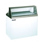 Master Bilt DD-46 Ice Cream Dipping/Display Cabinet, (8) 3 gallon can display, (4) 3 gallon storage,