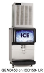ICE-O-MATIC, GEM0450A, Pearl Ice Maker, air-cooled, (464) lb