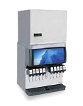 ICE-O-MATIC, ICE1506FR, ICE Series Modular Cube Ice Maker, remote-cooled, 1432 lb