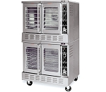 American Range MSD-2G Convection Oven, double-deck, gas, standard depth,