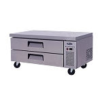 Atosa MGF8450  Chef Base, one-section, (2) drawers