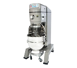 GLOBE SP60 Planetary Mixer, floor model, 3-speed (fixed), 60 qt.
