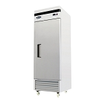 ATOSA Reach-In Freezer, one-section, self-contained refrigeration, 21.0 cu. ft. capacity, -8° to -0°F