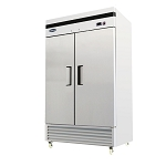 ATOSA Reach-In Freezer, two-section