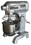 UNIWORLD, UPM-10E, 10-QT. MIXER w/ Guard & 3 Attach. (ETL)