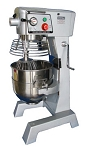 UNIWORLD, UPM-30E, 30-QT. MIXER w/ Guard & 3 Attach. (ETL)