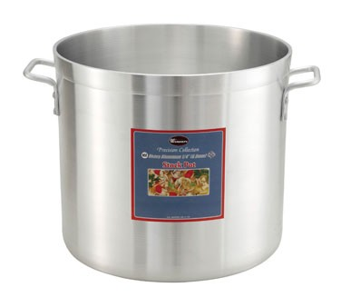 32 Qt Aluminum Stock Pot 6.0mm