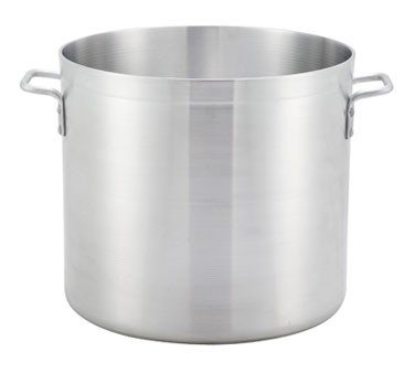 ALUMINUM STOCK POT 12 QT, 4.0MM