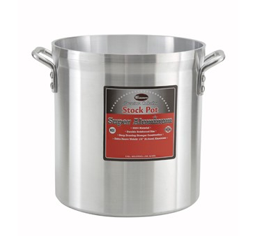 16Qt. Alum.Stock Pot (6.0mm / 3003)