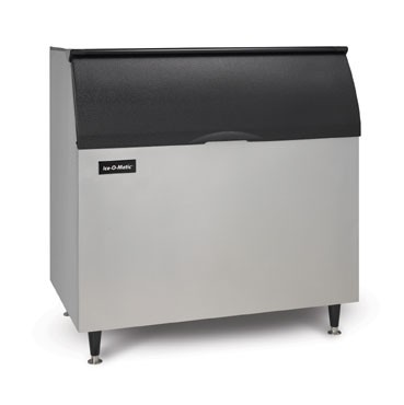 ICE-O-MATIC, B100PS, Ice Bin, 854 lb storage capacity