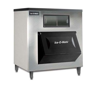 ICE-O-MATIC, B170SS, Ice Bin, 1807 lb storage capacity