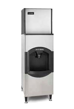 ICE-O-MATIC, CD40022, Ice Dispenser, floor model, approximately 120 lb ice storage capacity