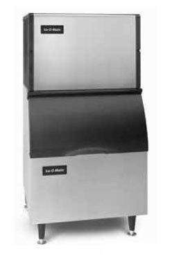 ICE-O-MATIC,  ICE0250FA, ICE Series Modular Cube Ice Maker, air-cooled, 336 lb