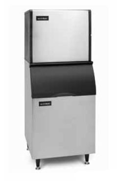 ICE-O-MATIC, ICE1006FW, ICE Series Modular Cube Ice Maker, water-cooled, 960 lb