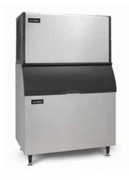 ICE-O-MATIC, ICE1406HA, ICE Series Modular Cube Ice Maker, air-cooled, 1469 lb