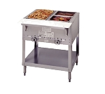 DUKE 302 2 Well Hot Food Station, gas